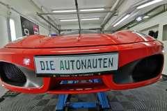 Autonauten-Ferrari-Autoaufbereitung